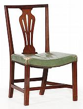 Virginia Chippendale Side Chair