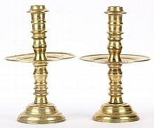 Pair of Brass