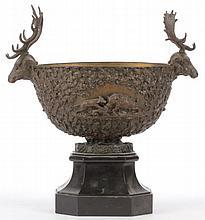 Vintage Hunting Trophy