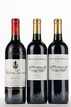 2000 Chateau Giscours & 2005 Rauzan-Segla