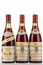Impressive 1979 Burgundy Selection