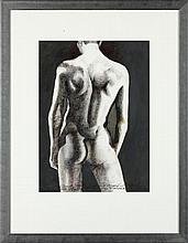 S. Tucker Cooke (NC, b. 1941), Male Nude