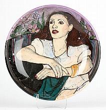 Susan Pelletier (NC), Portrait Charger