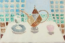 Duncan Grant (1885-1978), Still Life with Teapot