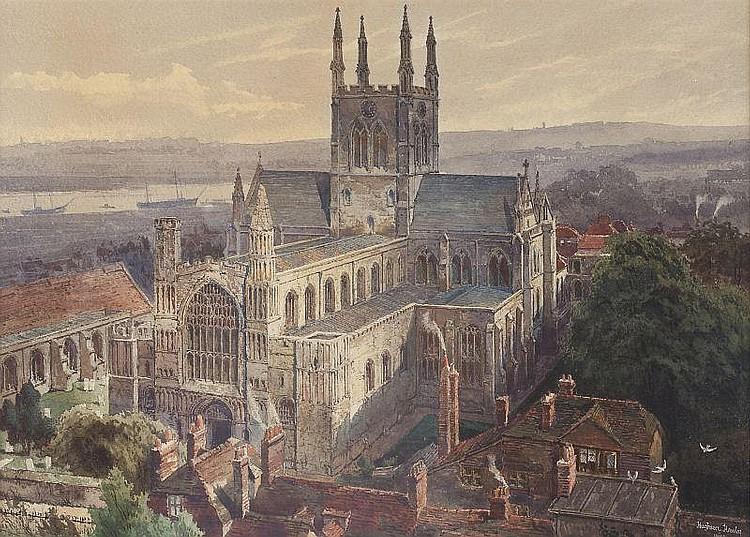 Hughson Hawley (Br., 1850-1936), Cathedral