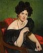 FRANCOIS PASCAL, BARON GÉRARD, PORTRAIT OF A LADY