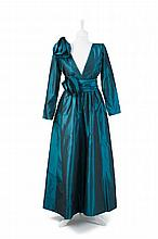 A Givenchy Nouvelle Boutique Evening Dress,  Early 1980s