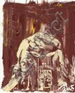 JONATHAN MEESE, Kokain XII: Der Quallendompteur, 2005