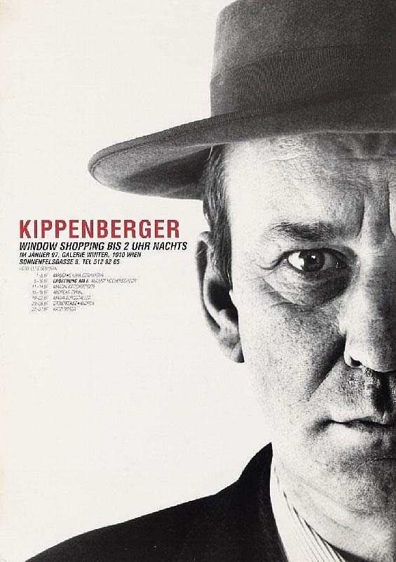 MARTIN KIPPENBERGER, Ohne Titel (Plakate), 1990-1997