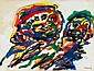 KAREL APPEL, Untitled, 1960