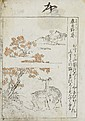Ôoka Michinobu (act. 1720s-1740)