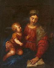 North Italian School late 17th century, The Virgin and Child