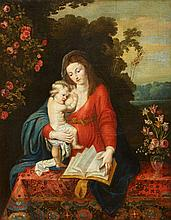 Peter Paul Rubens, copy after, The Virgin and Child
