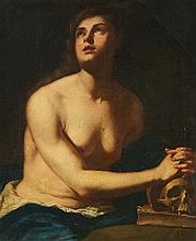 Italian School 17th century, The Penitent Mary Magdalene