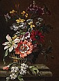 ABRAHAM BRUEGHELin the manner of;  FLORAL STILL LIFE