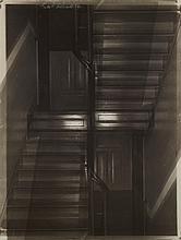 Kurt Kranz, Eingangs-Treppe II, 1930