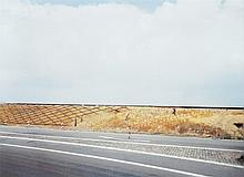 Andreas Gursky, Breitscheider Kreuz, 1991