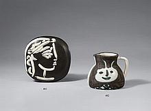 Pablo Picasso, Têtes, 1956