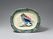 Pablo Picasso, Oiseau polychrome, 1947