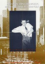 Martin Kippenberger, Untitled (Plakate), 1978-1997