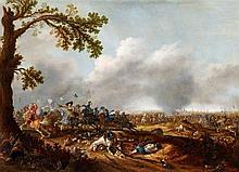 Jan Asselijn, Gustavus Adolphus of Sweden at the Battle of Lützen