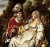 Jan Victors, Judah Giving his Ring to Tamar, Jan Victors, €28,000