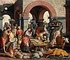 Pieter Aertsen, Christ Driving the Merchants from the Temple, Pieter Aertsen, €12,500