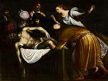 Italian School of the 17th century, The Deposition of Christ