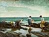 Peder Mörk Mönsted, On the Beach, Peder Mork Monsted, €3,400