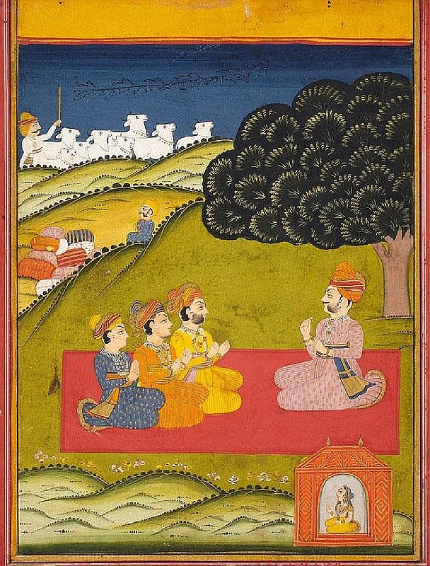 Anonymous. Rajasthan, Jodphur. Around 1840