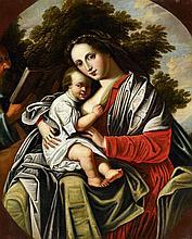 Jan van Balen, The Holy Family