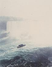 Andreas Gursky, Niagara falls, 1989
