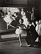 ALFRED EISENSTAEDT, First Lesson at the Truempy Ballet School, Berlin, C. 1930