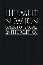 Helmut Newton, Collection Speciale. 24 Photolithos, 1980