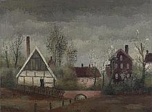 Josef Wedewer, Vorfrühlingstag, 1943