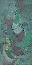 Max Ackermann, Hymne II, 1959