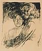 Emil Nolde, Junge Mädchen, 1907, Emil Nolde, €1,400