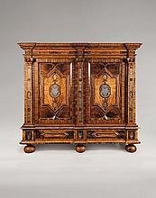 A Brunswick architectural cabinet.