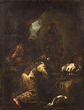 Alessandro Magnasco, Four Hermits