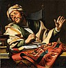 Gerrit van Honthorst, The Steadfast Philosopher