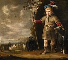 Aelbert Cuyp, A Young Shepherd with a Flock of Goats
