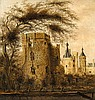 Pieter Cosyn, View of a Castle