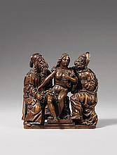 A South German group of Susanna and the Elders, circa 1580
