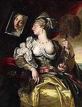Abraham Janssens, circle of, Allegory of Sight