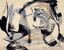 Karl Otto Götz, Untitled, 1954