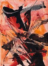 Karl Otto Götz, Untitled, 1955