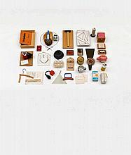 Portfolio, Zeitkunst im Haushalt, 1965-1972