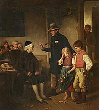 John Burr, Before the Schoolmaster