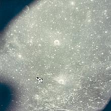 NASA, Moon View, Apollo 17, 1972
