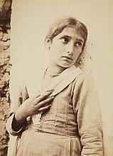 Wilhelm von Gloeden, Maria, Taormina, 1893